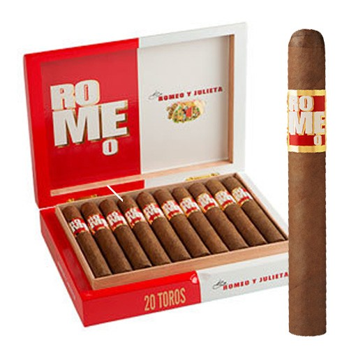 Romeo by Romeo y Julieta - Churchill