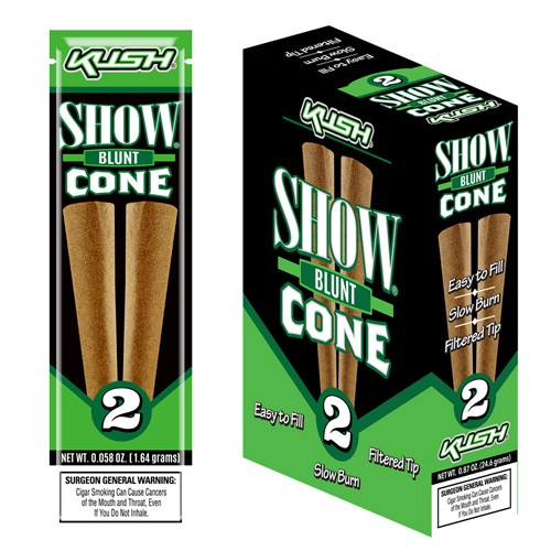 Show Blunt Cone Cigar Kush