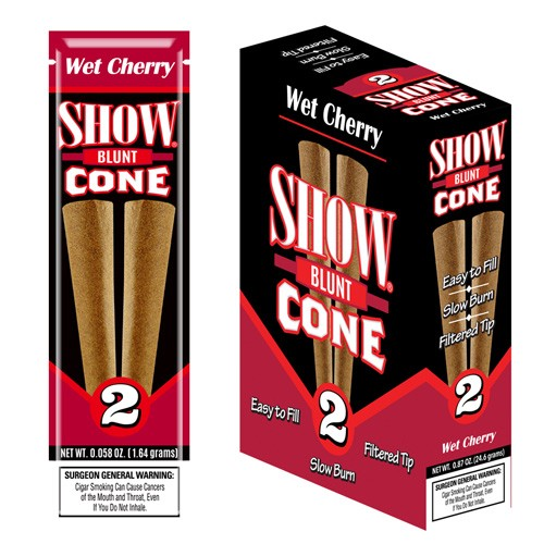 Show Blunt Cone Cigar Wet Cherry