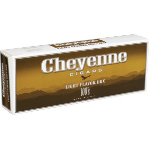 Cheyenne Filtered Cigars Classic (Light)