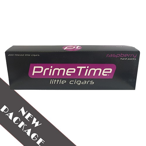 Prime Time Little Cigars Raspberry