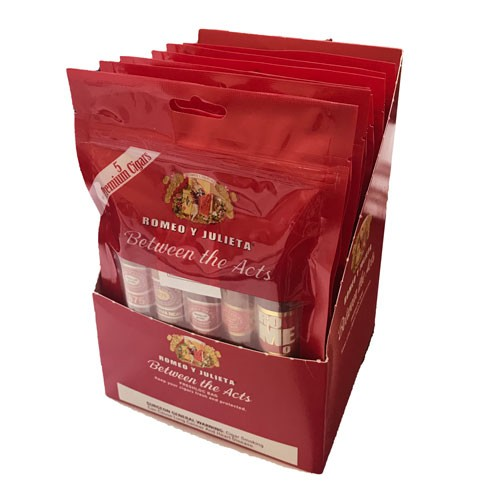 Romeo y Julieta Between the Acts Fresh Loc 40 Ct Sample Pack